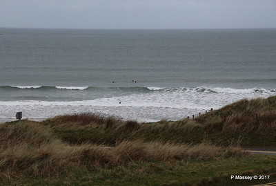 Surfers Whiterocks Beach Antrim 25-02-2017 14-55-45