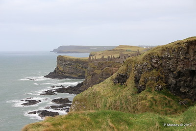 Giant's Causeway Chimney Stack to Dunluce Castle Antrim 25-02-2017 14-48-50