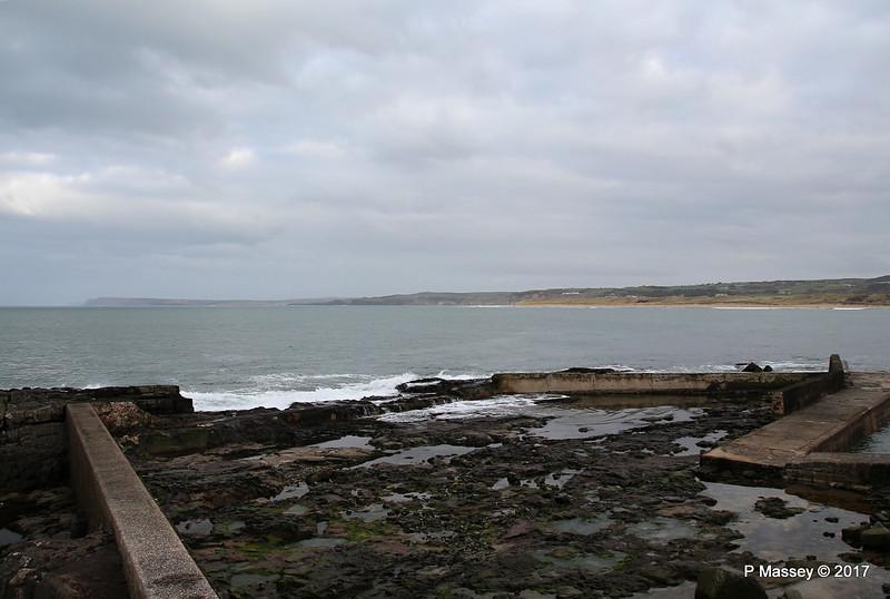 Antrim Coastline to Rathlin Island from Portrush 25-02-2017 15-18-00
