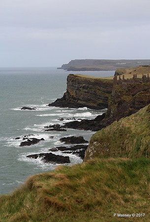 Giant's Causeway Chimney Stack to Dunluce Castle Antrim 25-02-2017 14-49-00