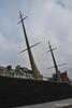 Ship's Masts Corner Kerr St & Castle Erin Rd Portrush Antrim 25-02-2017 15-06-05