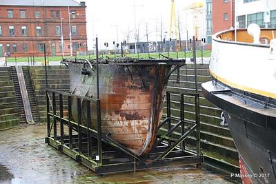 ss NOMADIC Caisson Gate Hamilton Dock Belfast 26-02-2017 13-14-02