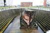 Hull No 50 H&W 1867 Caisson Gate Hamilton Dock Belfast 26-02-2017 13-48-48