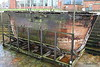 Hull No 50 H&W 1867 Caisson Gate Hamilton Dock Belfast 26-02-2017 13-55-00