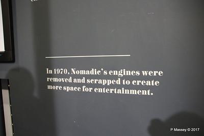 1970 Engines Removed ss NOMADIC Hamilton Dock Belfast 26-02-2017 13-38-35