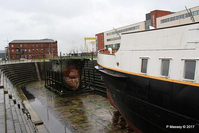 ss NOMADIC Caisson Gate Hamilton Dock Belfast 26-02-2017 13-14-03