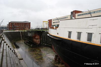 ss NOMADIC Caisson Gate Hamilton Dock Belfast 26-02-2017 13-14-00