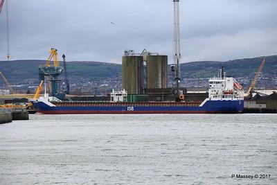 Vessels River Lagan Belfast 26 Feb 2017
