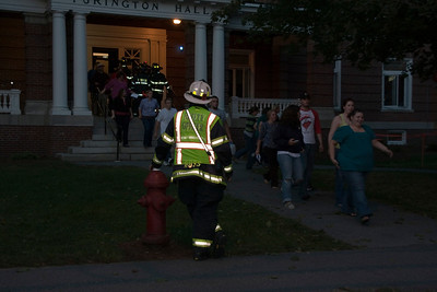 UMF Fire Drills  - Fall 2010