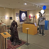 Exhibit at the UNH Museum, September 30, 2016.