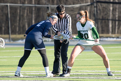 UNH W Lacrosse vs Dartmouth 2/23/16