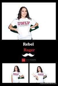 UNLV - Rebel Rager
