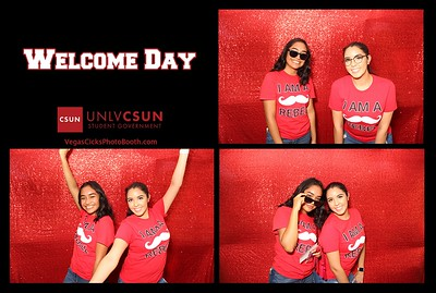 UNLV Welcome Day 2018