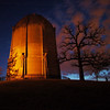 """""""Washburn Water Tower"""" Tangle Town, Minneapolis<br /> RCunningham"""