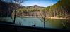 Watauga Lake off US321 in TN.