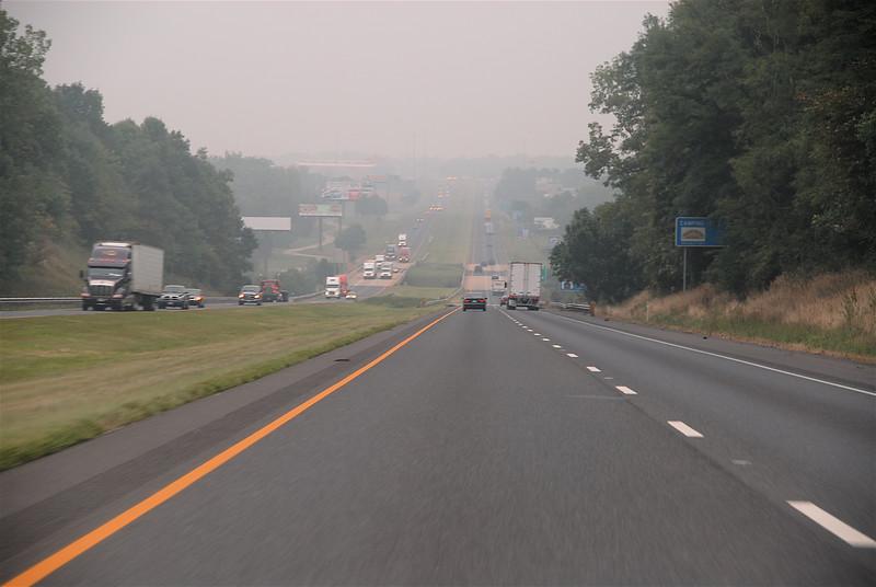 I-70 to Ohio