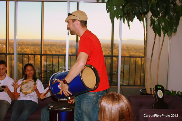 US-Brazil Connect Brazilian Drumming