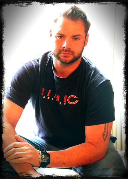 US Marine Casey M, March 2013