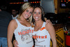 Hooter gals Jessica and Christy