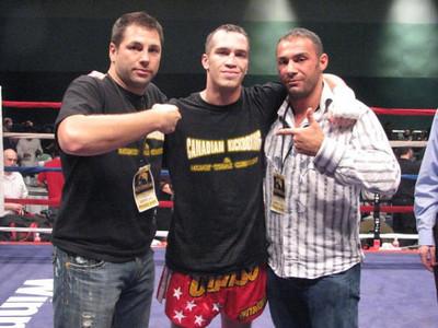 Dave Zuniga, Duke and Giuseppe