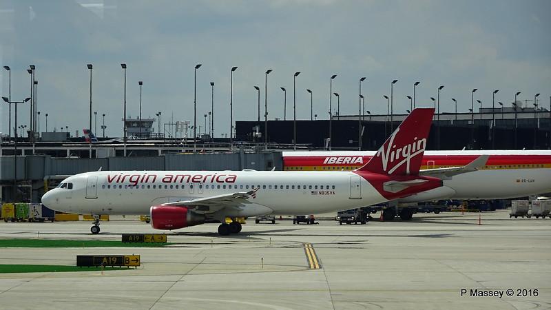 Virgin America A320 N835VA ORD 01-06-2016 13-15-36
