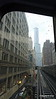 Trump International Hotel & Tower Chicago from CTA Brown Line 01-06-2016 08-35-47