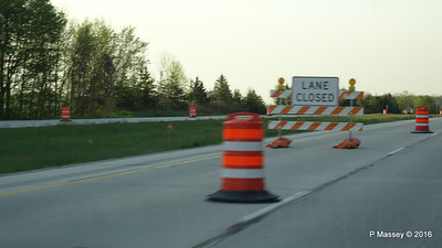 I43 Roadworks N Towards Cleveland 23-05-2016 18-00-26
