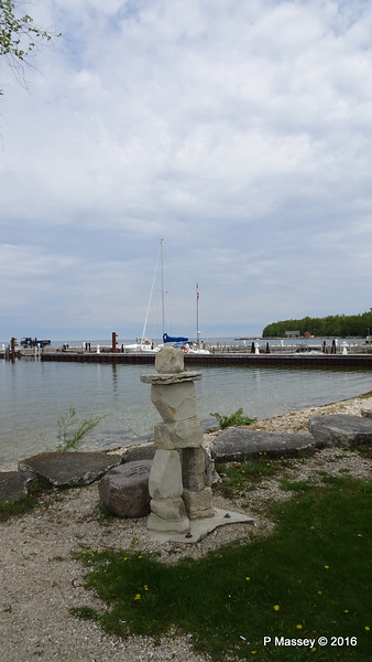 Sculpture Dedicated Steadfast Spirit of Ellison Bay WI PDM 24-05-2016 10-36-37