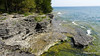 Cave Point County Park Limestone Erosion WI PDM 24-05-2016 09-38-28
