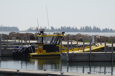 Baileys Harbor Water Rescue Fire Dept Boat WI PDM 24-05-2016 10-05-023