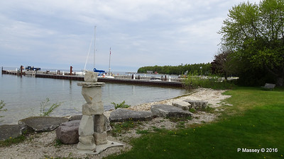 Sculpture Dedicated Steadfast Spirit of Ellison Bay WI PDM 24-05-2016 10-36-39