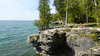 Cave Point County Park Limestone Erosion WI PDM 24-05-2016 09-39-16