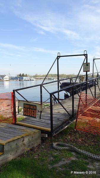 Closed for Season LUDINGTON Kewaunee Waterfront PDM 24-05-2016 07-54-15