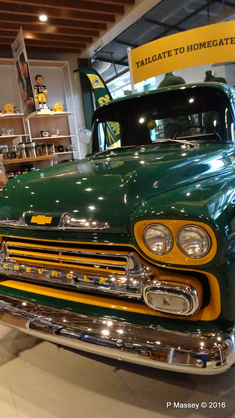 1958 Chevrolet Tailgater Pro Shop Lambeau Field Green Bay Wisconsin PDM 24-05-2016 15-06-37