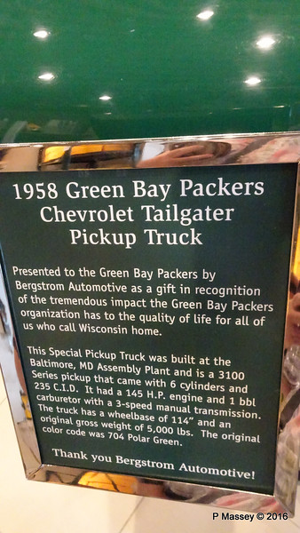 1958 Chevrolet Tailgater Pro Shop Lambeau Field Green Bay Wisconsin PDM 24-05-2016 15-06-22