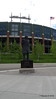 Vincent (Vince) T Lombardi Sculpture Lambeau Field Green Bay Wisconsin PDM 24-05-2016 14-47-49
