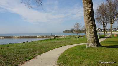 Algoma Harbour Front Lake St Wisconsin 24-05-2016 08-27-43