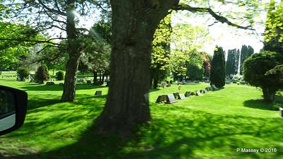 Passing Bayside Cemetery Sturgeon Bay Wisconsin 24-05-2016 09-14-59