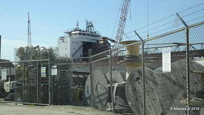 JAMES R BARKER Fincantieri Bay Shipbuilding Sturgeon Bay Wisconsin 24-05-2016 09-09-12