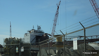 JAMES R BARKER Fincantieri Bay Shipbuilding Sturgeon Bay Wisconsin 24-05-2016 09-09-02