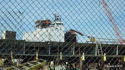 JAMES R BARKER Fincantieri Bay Shipbuilding Sturgeon Bay Wisconsin 24-05-2016 09-10-01