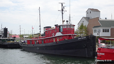 JOHN PURVES Door County Maritime Museum Sturgeon Bay WI PDM 24-05-2016 13-07-00
