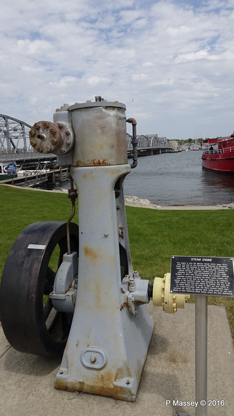 Steam Engine MERCURY 1937 Sturgeon Bay WI PDM 24-05-2016 13-09-00