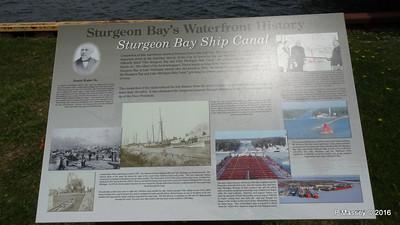 Sturgeon Bay Ship Canal Info WI PDM 24-05-2016 13-14-46