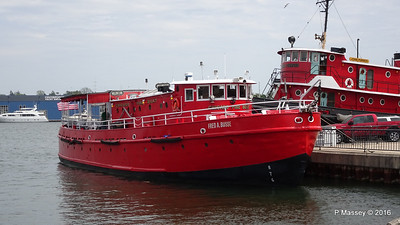 FRED A BUSSE Fireboat Sturgeon Bay WI PDM 24-05-2016 13-04-26