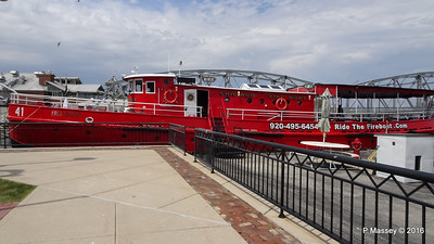 FRED A BUSSE Chicago Fireboat Sturgeon Bay WI PDM 24-05-2016 13-18-46