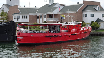 FRED A BUSSE Chicago Fireboat 1937 Sturgeon Bay WI PDM 24-05-2016 13-07-05
