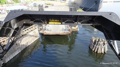 Docking at Ludington on board ss BADGER MI PDM 25-05-2016 17-27-53