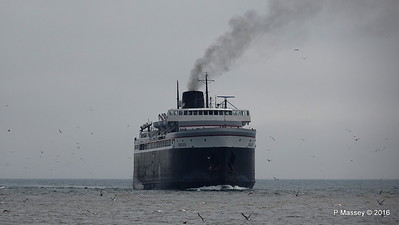 ss BADGER Arriving Manitowoc WI PDM 25-05-2016 10-13-51