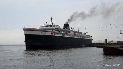 ss BADGER Arriving Manitowoc WI PDM 25-05-2016 10-20-024